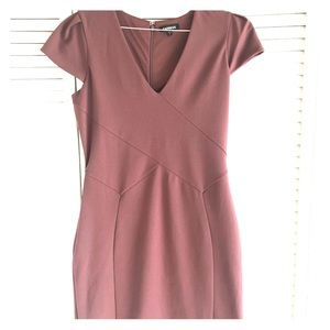 Express brand mid length dress